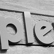 simpleworks logo at the front desk